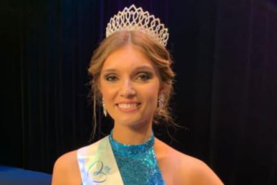 Miss Pays de la Loire 2021: Julie Tagliavacca couronnée, son portrait