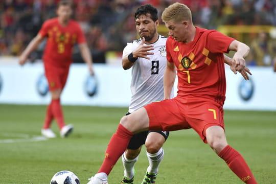 Groupe G: la Belgique en tête devant l'Angleterre, classement définitif et résultats