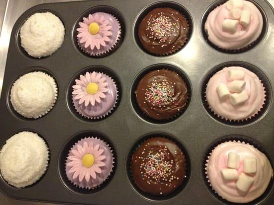Le Goût-Thé  - Cupcakes  -