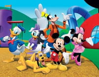 La maison de Mickey : Le spectacle de fleurs de Minnie et Daisy