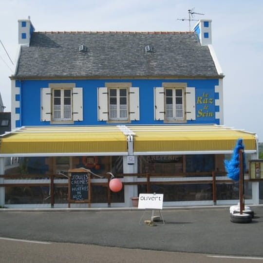 la cr perie le raz de sein restaurant breton plogoff avec linternaute. Black Bedroom Furniture Sets. Home Design Ideas