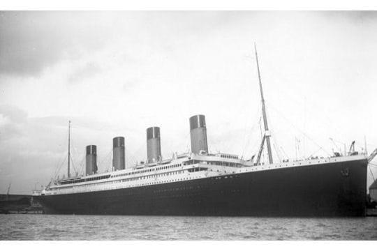 Photos Titanic