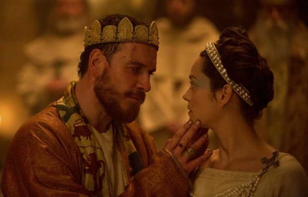 Macbeth, Fassbender devient roi fou