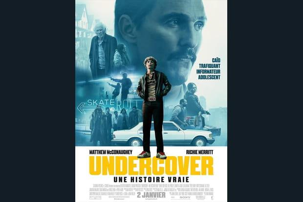 Undercover - Une histoire vraie - Photo 1