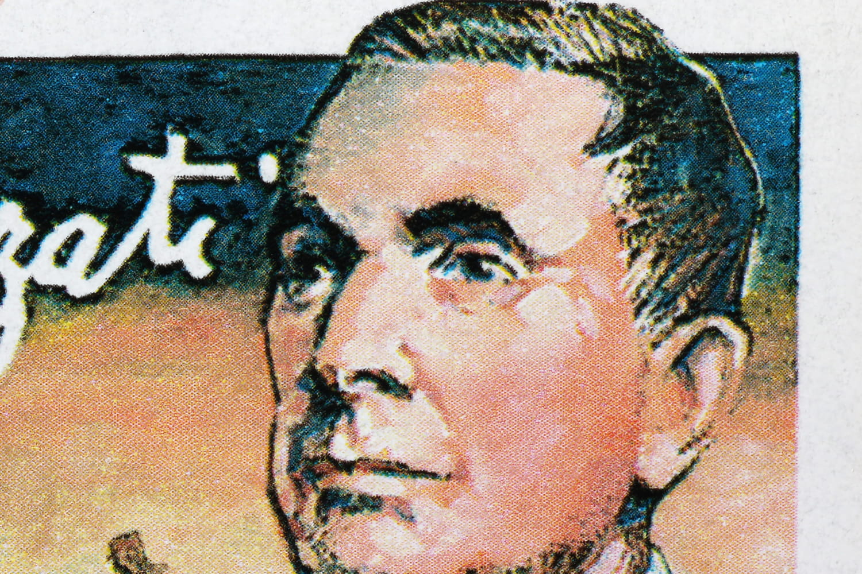 """Dino Buzzati: biographie de l'auteur du """"Désert des Tartares"""""""