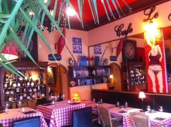 Restaurant : Le café noir