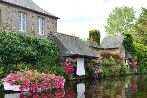 Pontrieux, au nord de Guingamp