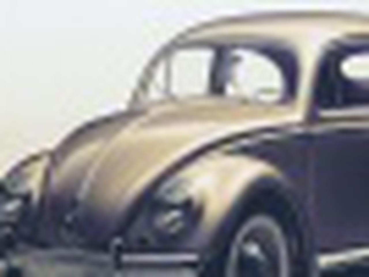 Coloriage Coccinelle Volkswagen.Tout Sur La Volkswagen Coccinelle