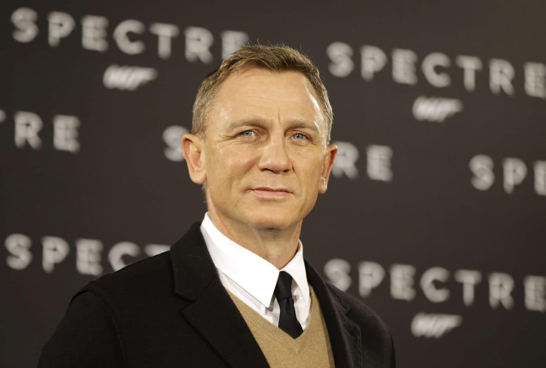 Daniel Craig serait d'accord pour tourner un Bond 25