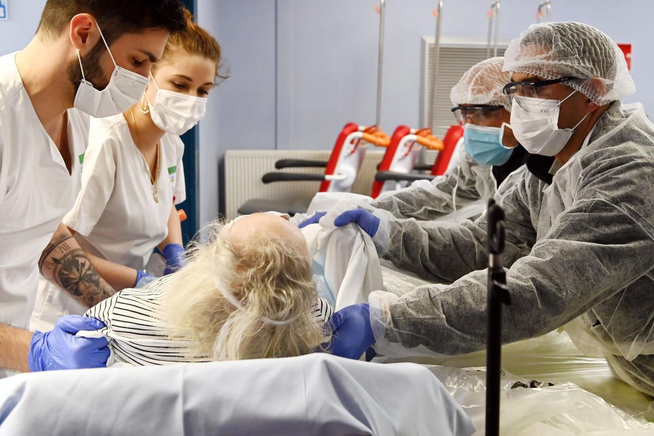 DIRECT. Coronavirus en France: plus de 24000morts en France, le point sur la situation sanitaire