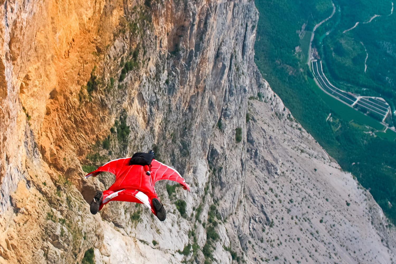 Wingsuit: qu'est-ce que c'est?