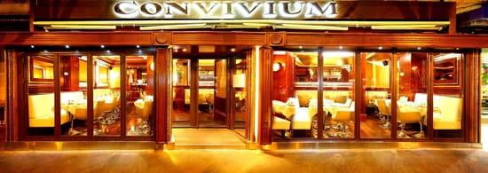 Convivium  - Le restaurant Convivium -   © Convivium
