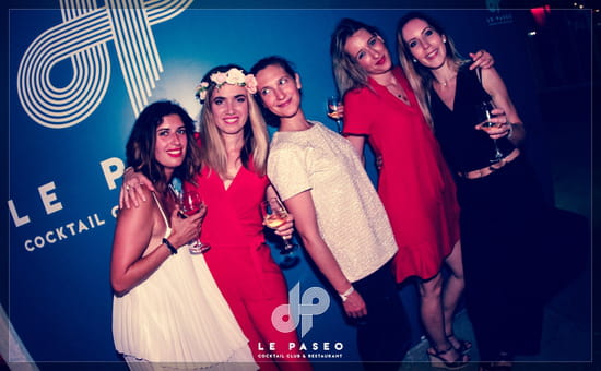 Restaurant : Le Paseo - Cocktail club & restaurant (Ex : LE SUD)  - EVJF -   © Le Paseo - Cocktail club & Restaurant