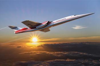 Aerion AS2: l'avion d'affaires supersonique en images