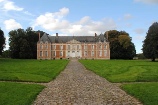 Un château Louis XIII en Normandie