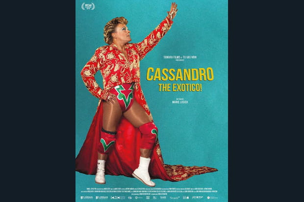 Cassandro, the Exotico ! - Photo 1