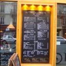 Les Fondus de la Raclette  - le menu  -