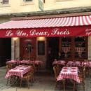 "Restaurant ""Un, Deux, Trois"" (1,2,3)   © restaurant ""Un, Deux, Trois"""