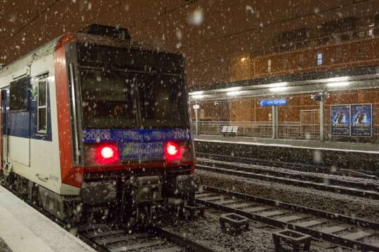 RER C: 5stations sur 7du tronçon central reprennent leur service