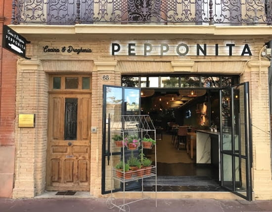 Restaurant : Pepponita  - DEVANTURE DE RESTAURANT -   © ¢ 2020