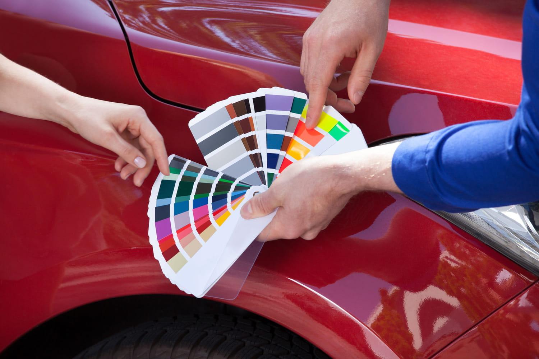 Peinture de voiture: comment la refaire et à quel prix?