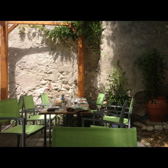 Restaurant : Le Patio
