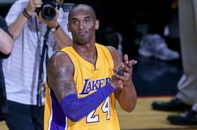 Kobe Bryant : un dernier match en forme de festival [VIDEO]