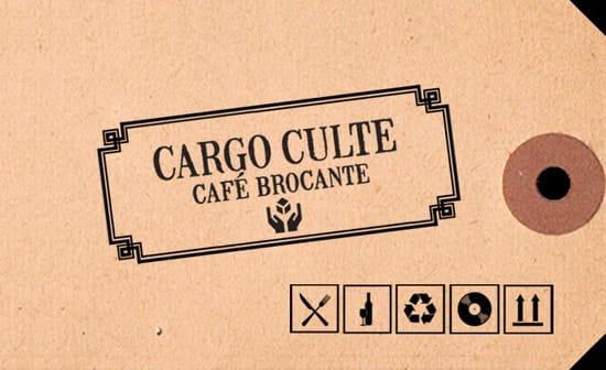 Cargo Culte  - Carte de visite -   © pauline gauttier