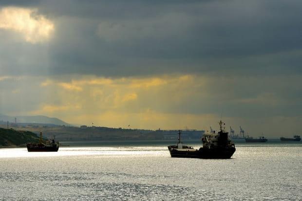 Orages sur Marmara