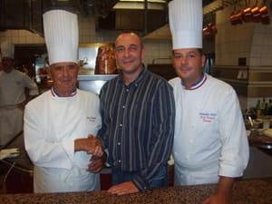 Le Carrousel  - Olivier Said et Paul Bocuse -