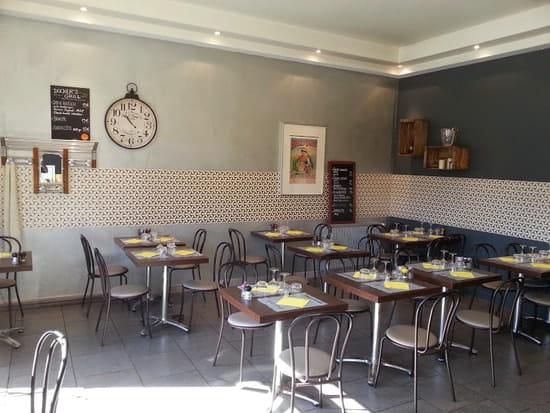 Le Docker Restaurant  - Salle de restaurant du DOCKER -
