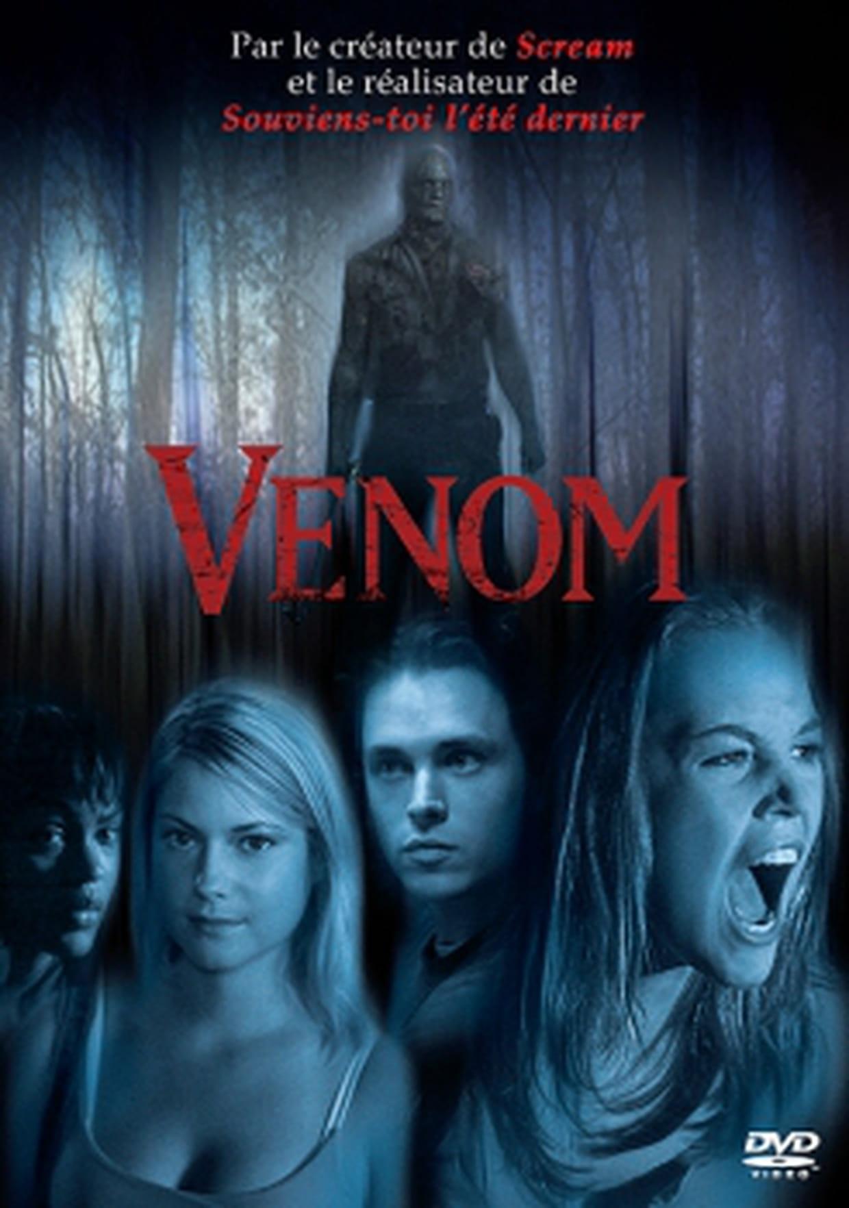 Venom (2005) : bande annonce du film, séances, streaming ...