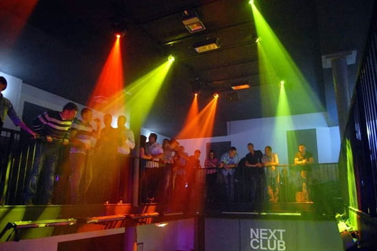 Next Club Restaurant  - DanceFloor -