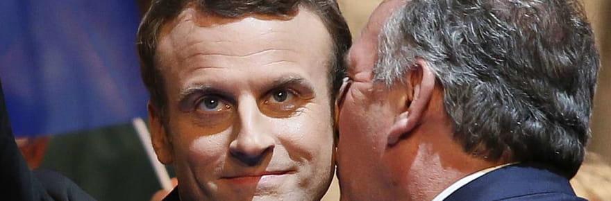 Gouvernement Macron: quels ministres, quel Premier ministreen cas de victoire?