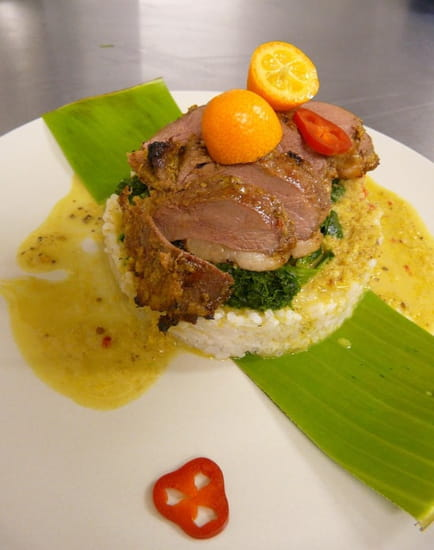 Kiwizine  - Curry indonésien au kangourou -   © claire Bevan