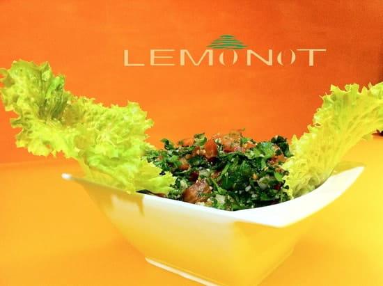 Lemonot Cannes  - Tabboulé par LEMONOT -   © LEMONOT