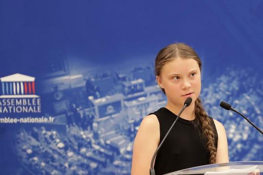 Greta Thunberg à l'Assemblée: l'activiste pas tendre avec les députés