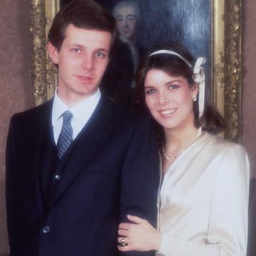 1983: Caroline et Stefano Casiraghi