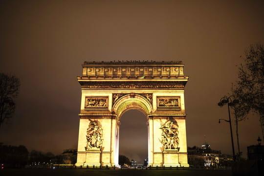 Spectacle à l'Arc de triomphe: horaires, feu d'artifice... Les festivités du 31décembre 2019