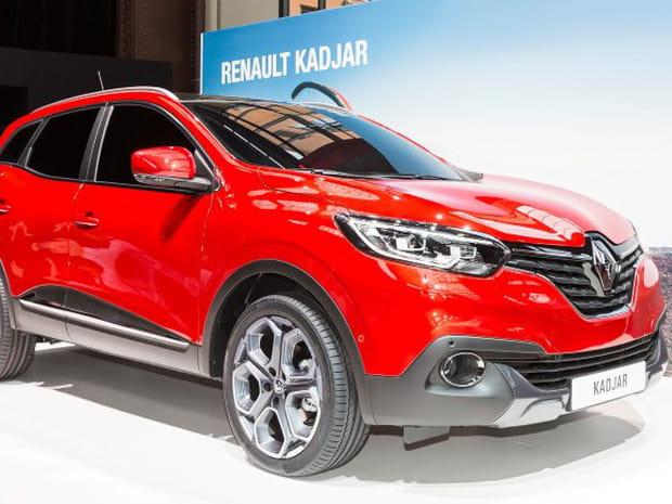 Renault Kadjar : le grand frère du Captur se dévoile [PHOTOS]