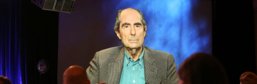"""""""Géant"""", """"virtuose"""", hommages appuyés pour l'écrivain Philip Roth, décédé mardi"""