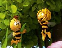 Maya l'abeille 3D : Willy a peur de son ombre