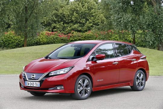 Nissan LEAF: à quel prix est vendue cette berline électrique?