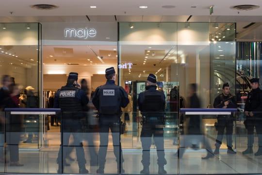 DIRECT. La Défense: vérifications terminées au centre commercial, menace levée