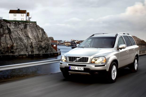 Volvo XC90 : un SUV luxueux