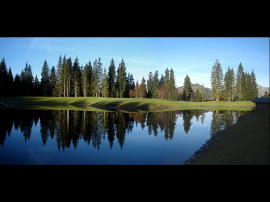 Lou Baitandys  - Lac de nabor les gets -   © alan H