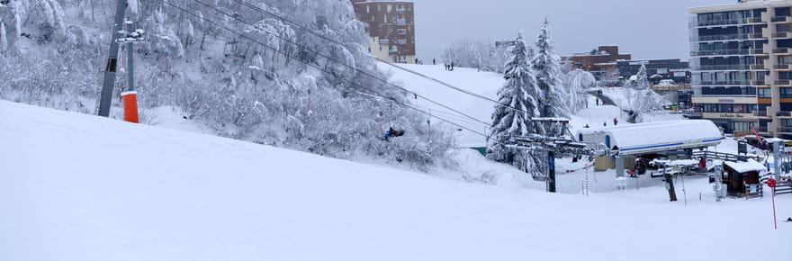 Stations de ski : ce qui est ouvert et ce qui est fermé au mois de février