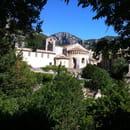 Le Val de Gellone  - l abbaye de gellone -