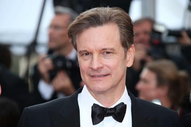 Colin Firth, aminci sur le tapis rouge