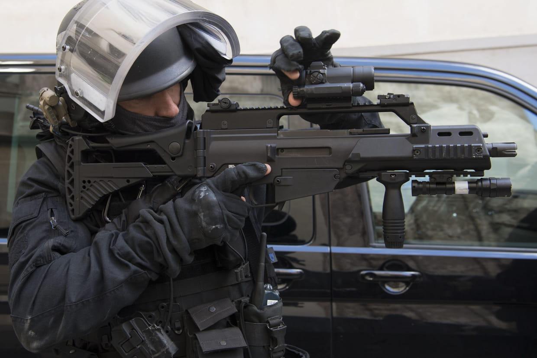 Rencontre quelqu'un dans les forces spéciales